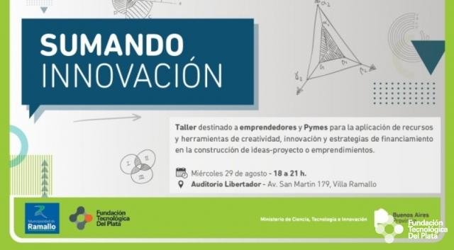 Sumando Innovación en Villa Ramallo. Imagen Miniatura
